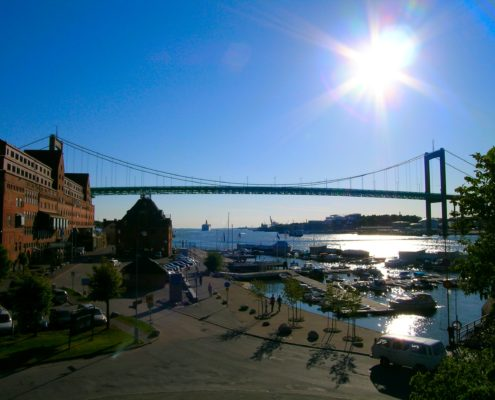 Älvsborgsbron Göteborg