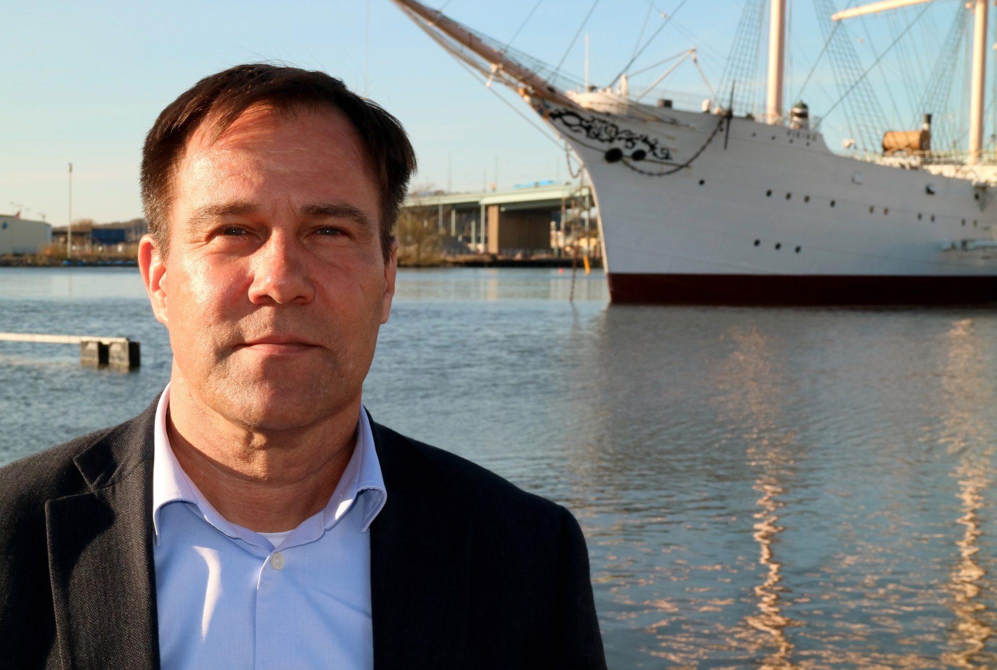 Martin Wannholt Demokraterna i Göteborg