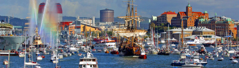 Göteborg hamn Läppstiftet