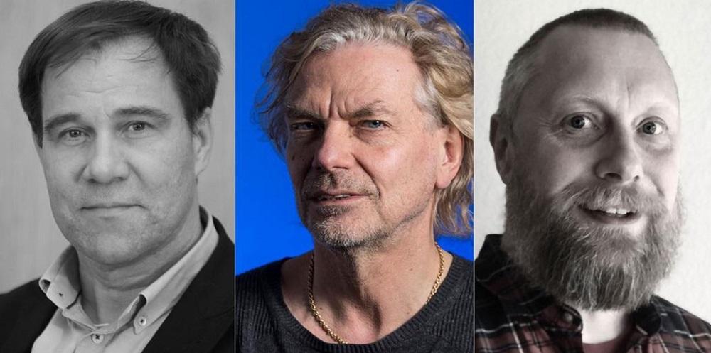 Martin Wannholt, Jan Jörnmark och Patrik Höstad (D) skriver på GP debatt 3 september 2021